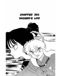 Inuyasha 350 : Kagura's Life Volume Vol. 350 by Takahashi, Rumiko
