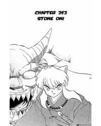 Inuyasha 353 : Stone Oni Volume Vol. 353 by Takahashi, Rumiko