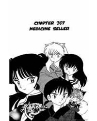 Inuyasha 357 : Medicine Seller Volume Vol. 357 by Takahashi, Rumiko