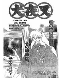 Inuyasha 362 : Jail Escape Volume Vol. 362 by Takahashi, Rumiko