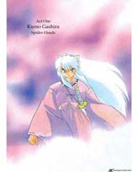 Inuyasha 39 : Spider Heads Volume Vol. 39 by Takahashi, Rumiko