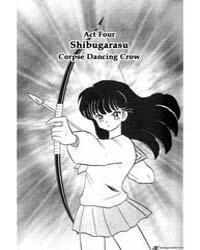 Inuyasha 4 : Corpse Dancing Crow Volume Vol. 4 by Takahashi, Rumiko