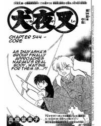 Inuyasha 544 : Core Volume Vol. 544 by Takahashi, Rumiko