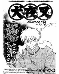 Inuyasha 556 : Fate Volume Vol. 556 by Takahashi, Rumiko