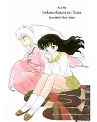 Inuyasha 6 : Inverted-hair Yura Volume Vol. 6 by Takahashi, Rumiko