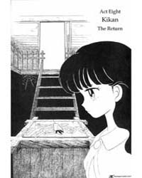 Inuyasha 8 : the Return Volume Vol. 8 by Takahashi, Rumiko
