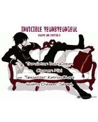 Invincible Yeonbyeongeol 5 Volume No. 5 by Mi-ri, Hwang