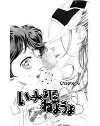 Issho Ni Neyou Yo 6 Volume Vol. 6 by Shigeru, Takao