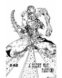 Jojos Bizarre Adventure - Steel Ball Run... Volume Vol. 42 by Araki, Hirohiko