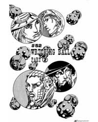 Jojos Bizarre Adventure - Steel Ball Run... Volume Vol. 52 by Araki, Hirohiko