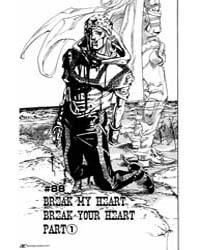 Jojos Bizarre Adventure - Steel Ball Run... Volume Vol. 88 by Araki, Hirohiko