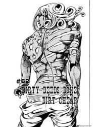 Jojos Bizarre Adventure - Steel Ball Run... Volume Vol. 60 by Araki, Hirohiko