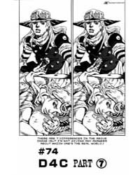 Jojos Bizarre Adventure - Steel Ball Run... Volume Vol. 72 by Araki, Hirohiko
