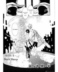 Karneval 5: Black Sheep Volume Vol. 5 by Mikanagi, Touya