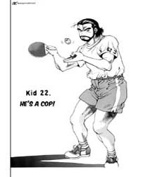 Kid Gang 22: He's a Cop Volume Vol. 22 by Shin, Youngwoo