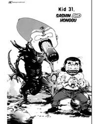 Kid Gang 31: Sashin and Honggu Volume Vol. 31 by Shin, Youngwoo