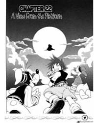 Kingdom Hearts 22 : a View from the Plat... Volume Vol. 22 by Tetsuya, Nomura