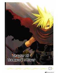 Kingdom Hearts 26 : Teamwork's Power Volume Vol. 26 by Tetsuya, Nomura