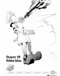 Kingdom Hearts 39 : Hidden Man Volume Vol. 39 by Tetsuya, Nomura