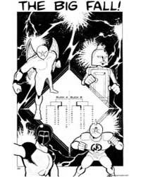 Kinnikuman 102 : the Big Fall Volume Vol. 102 by Yudetamago