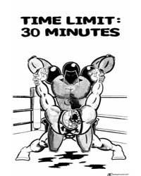 Kinnikuman 119 : Time Limit 30 Minutes Volume Vol. 119 by Yudetamago
