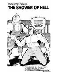 Kinnikuman 150 : the Shower of Hell Volume Vol. 150 by Yudetamago