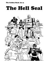 Kinnikuman 164 : the Hell Seal Volume Vol. 164 by Yudetamago