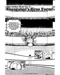 Kinnikuman 165 : Sneagator's True Power Volume Vol. 165 by Yudetamago