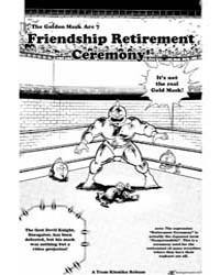 Kinnikuman 166 : Friendship Retirement C... Volume Vol. 166 by Yudetamago