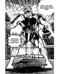 Kinnikuman 174 : Robin - Chojin Professo... Volume Vol. 174 by Yudetamago
