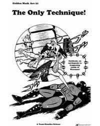 Kinnikuman 180 : the Only Technique Volume Vol. 180 by Yudetamago