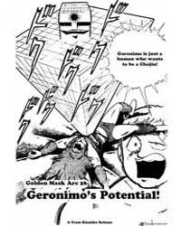 Kinnikuman 185 : Geronimo's Potential Volume Vol. 185 by Yudetamago