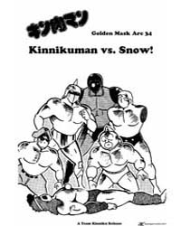 Kinnikuman 193 : Kinnikuman Vs Snow Volume Vol. 193 by Yudetamago