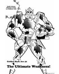 Kinnikuman 201 : the Ultimate Weakness Volume Vol. 201 by Yudetamago