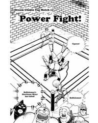 Kinnikuman 219 : Power Fight Volume Vol. 219 by Yudetamago