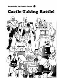 Kinnikuman 277 : Castle-taking Battle Volume Vol. 277 by Yudetamago