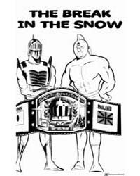 Kinnikuman 48 : the Break in the Snow Volume Vol. 48 by Yudetamago