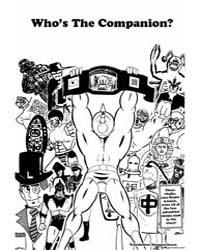 Kinnikuman 51 : Who's the Companion Volume Vol. 51 by Yudetamago