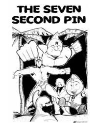 Kinnikuman 54 : the Seven Second Pin Volume Vol. 54 by Yudetamago