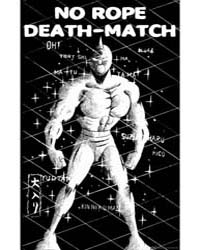 Kinnikuman 55 : No Rope Death-match Volume Vol. 55 by Yudetamago