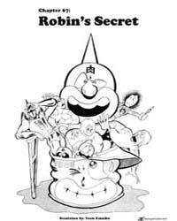 Kinnikuman 67 : Robin's Secret Volume Vol. 67 by Yudetamago