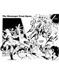 Kinnikuman 86 : the Messenger from Space Volume Vol. 86 by Yudetamago