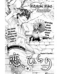 Koi Hirari 6: 6 Volume Vol. 6 by Miko, Mitsuki