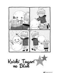 Koishi Tagari No Blue 18 Volume Vol. 18 by Yoshiko, Fujiwara
