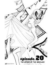 Kuragehime 20: the Affair of the Necklac... Volume Vol. 20 by Akiko, Higashimura