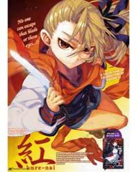 Crimson (Kure-nai) : Issue 37: Resolutio... Volume No. 37 by Katayama, Kentarou