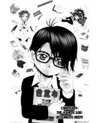 Kuzumoto-san Chi No Yonkyoudai 4: 4 Volume Vol. 4 by Satoshi, Kinoshita