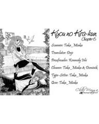Kyou No Kira-kun 6 Volume No. 6 by Rin, Mikimoto