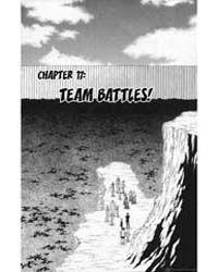 Law of Ueki Plus 17: Team Battles Volume Vol. 17 by Fukuchi, Tsubasa