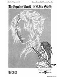 Legend of Nereid 15: Volume 15 by Hwang, Mi Ri